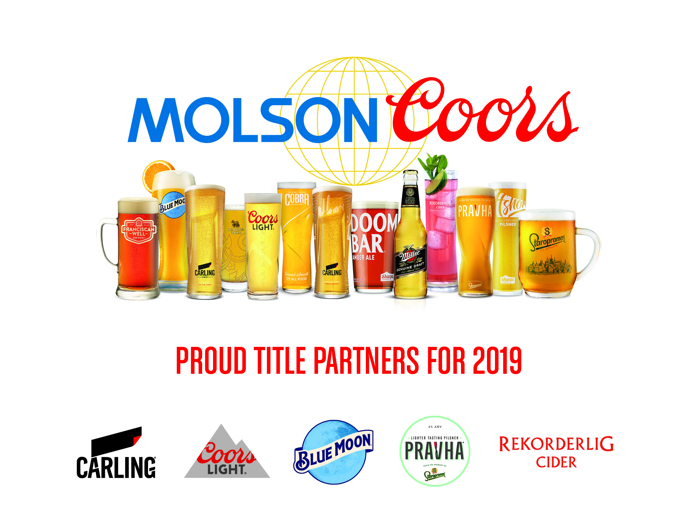 Molson Coors Proud Title Partners
