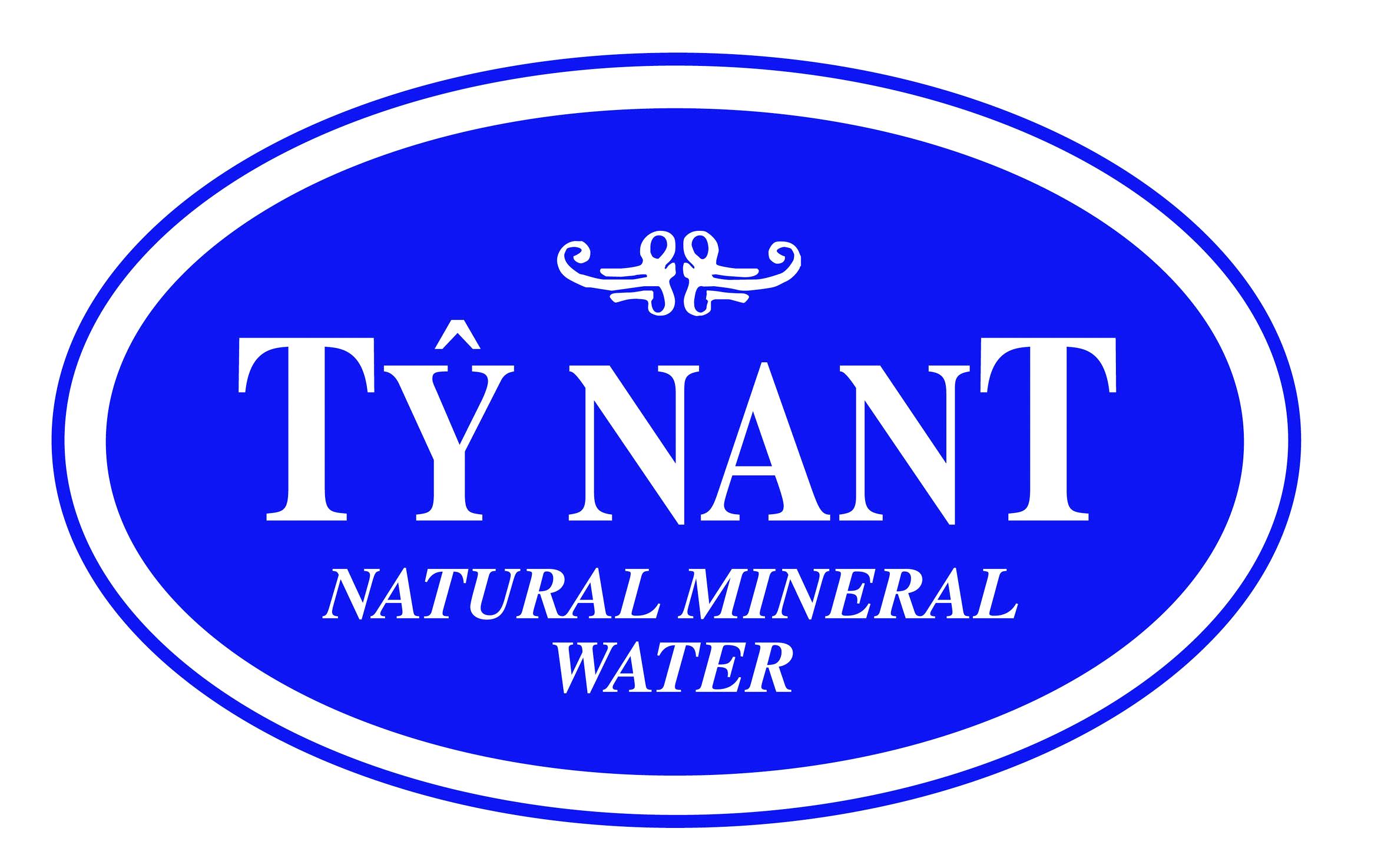 Ty Nant Natural Mineral Water Logo