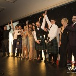 ENTawards39 Burger Runners Up Mini Grill & Stewarts' Bar & Grill & Scot Staff-lr
