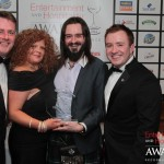 ENTawards45.5 Pub Winner The Brown Bull & Carling-lr