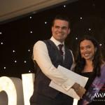 ENTawards50 Raffle Winner & SBH Volunteer-lr