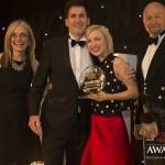 ENTawards52 Restaurant Winner The Honours & Keglevich-lr